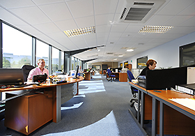 Quest 4 Alloys offices in Willenhall, UK